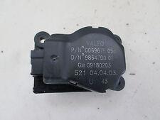 Stellmotor Heizung Klima Gebläse Opel Signum / Vectra C Bj.02-08  09180203