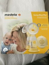 MEDELA SWING MAXI FLEX DOUBLE BREAST PUMP - Used Once New Condition