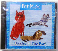 Pet Music: Sunday In The Park CD New / Sealed 1999