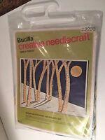 "NIP Bucilla Creative Needlecraft Needle Craft Birch Trees 2233 22 x 28"""