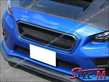 Carbon Fiber SUBARU WRX STI CS Style Front Grille 2014-2017 CF