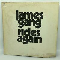James Gang Rides Again James Games Vinyl LP Record