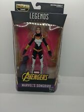 Avengers Marvel Legends Series 6-inch Marvel's Songbird Action Figure