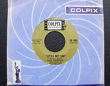 "7"" Paul Petersen - Little Boy Sad - US Colpix"