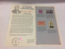 President Zachary Taylor 4 Stamps, 1938-1986 Mint Commemorative - Free Shipping