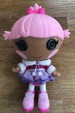 "Lalaloopsy Littles Twirly figura 8 Hielo Patinaje hermana Muñeca 7"" Gratis Reino Unido P&p!"
