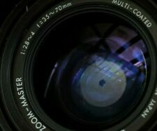 SIGMA ZOOM MASTER 35-70 f2.8-4.0 - Contax Yashica Mount Lens