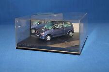 Vitesse Fiat Cinquecento Soleil 1996 Metalie Blue (Crack in Box) V095D
