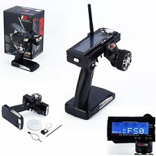 Flysky FS-GT3B 2.4G 3CH Transmitter With Receiver Fail-Safe For RC Car Boat SY