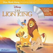 The Lion King Read-Along Storybook and CD: By Disney Book Group