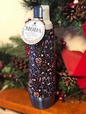 MANNA MODA 18oz Double Wall Vacuum Insulated Bottle - Rocker Pouch