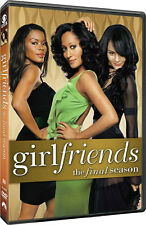 Girlfriends - The Complete Final Season 8 - 2 DVD - OVP