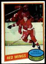 1980-81 O-Pee-Chee Mike Foligno #187