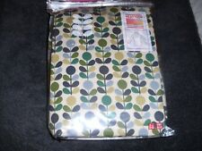 Orla Kiely Heattech Long Sleeve Polo Neck Thermal T Shirt size Large by Uniqlo
