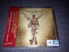Michael Jackson This Is Brass CD Thailand Sealed