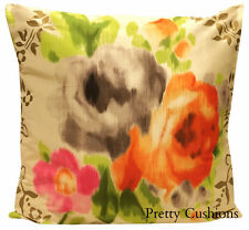 Designer's Guild Capucheen Peony Silk Cushion Cover