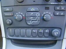 VOLVO S80 HEATER / AIR CON CONTROLS 07/98-06/05