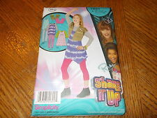 Simplicity Pattern 1894 DISNEY SHAKE IT UP Girls Dress/Tunic/Jacket/Top/Leggings