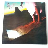 Styx - Cornerstone - Vinyl LP UK 1st Press A2/B2  EX+/NM