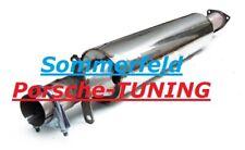OEM Porsche 924 S 2,5 + 944 2,5, 2,7 8V Auspuff Vorschalldämpfer Exhaust Muffler