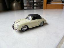 Porsche 356 Speedster Capote fermée Crème 1/43 Brumm Miniature