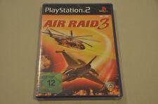 PlayStation 2 juego-air raid 3-completo alemán ps2 nuevo embalaje original
