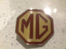 MG ANTERIORE O POSTERIORE griglia Badge MG TF 70 mm DAT000551