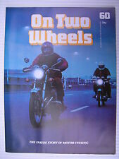 On Two Wheels -  Motorcycle Magazine Volume 4 - Issue No.60 - **FREE POSTAGE**