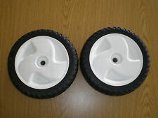 "Replacement Toro Lawnmower Wheels no teeth  8""  105-1814  (Set of 2)"