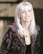 "EMMYLOU HARRIS COUNTRY WESTERN SINGER 8x10"" HAND COLOR TINTED PHOTOGRAPH"