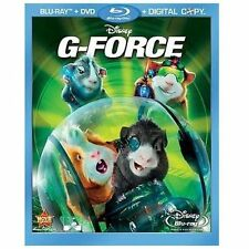G-Force (Three-Disc DVD/Blu-ray Combo +D Blu-ray