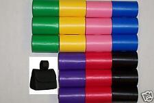 2261 RAINBOW PET WASTE PICK UP POOP BAGS & DISPENSER