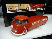 1:18 Premium Classixxs VW T1 Renntransporter Porsche Racing Service NEU NEW