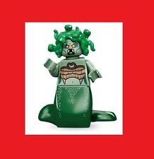 Sealed Series 10 Lego Medusa Snake Hair Gorgon Greek Mythology Minifigure