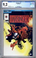 Harbinger #8 - CGC 9.2 (NM-) 1992 - Valiant