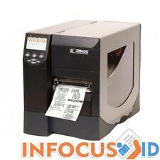 Zebra ZM400 305dpi Direct & Thermal Transfer Barcode/Label Printer Inc VAT