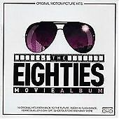 80's Movies Album, Various Artists, Audio CD, Good, FREE & FAST Delivery