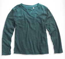 Guess Little Boys' Ombre Tee,GBB04170A ,Green, Size M(5-6) , MSRP $37
