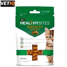 VetIQ Healthy Bites Growth Support Kitten High in Chiecken Treats - 65g