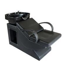 Salon Shampoo Backwash Bowl Chair/Bed Salon Spa Equipment Station Barber Sink