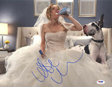Leslie Mann SIGNED 11x14 Photo Kate King The Other Woman PSA/DNA AUTOGRAPHED