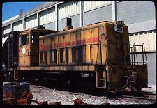 Original Rail Slide - BCH British Columbia Hydro 940 New Westminster BC 6-1977