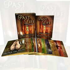 Past Life Oracle Cards A 44-Card Deck and Guidebook By Doreen Virtue PhD,New