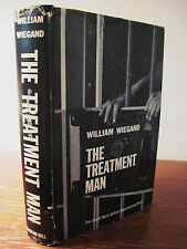1st/1st Edition THE TREATMENT MAN William Wiegand RARE Joseph Henry Jackson AWRD