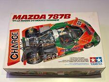 Tamiya Mazda 787B Bausatz 1:24 1/24