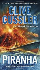 Piranha (The Oregon Files) by Clive Cussler, Boyd Morrison