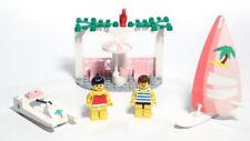 1992 LEGO Paradisa Seaside Cabana (6401) COMPLETE (no box)