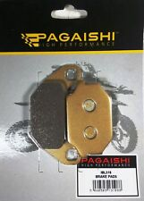 PAGAISHI REAR BRAKE PADS FOR Kymco MXU 150 2007 - 2016