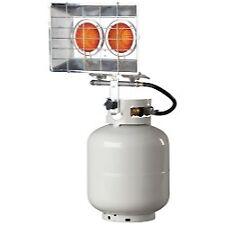 MR. HEATER, INC. F242650 - Tank Top Heater, Twin Burner, 8,000 - 30,000 BTU