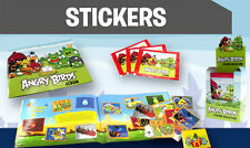 ANGRY BIRDS stickers Space GO! - Choose 10 from lists in description - GIROMAX